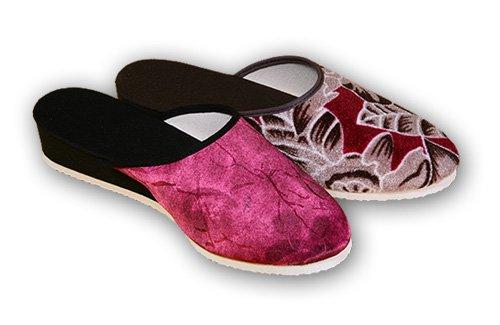 Dámské domácí pantofle - vz. 014 - KARS 19805b9efe